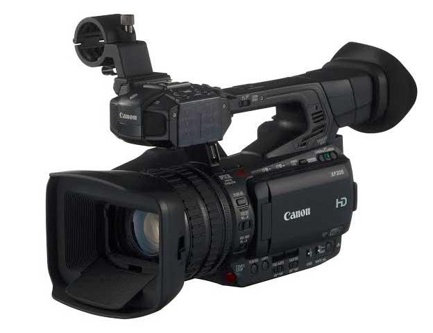 Full HD kamera XF205