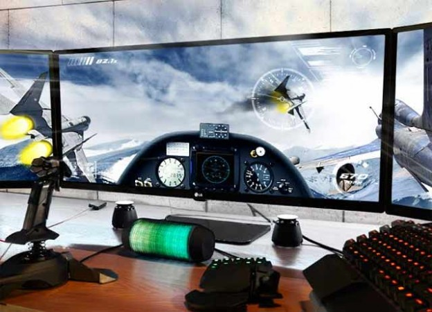 LG gejming monitor