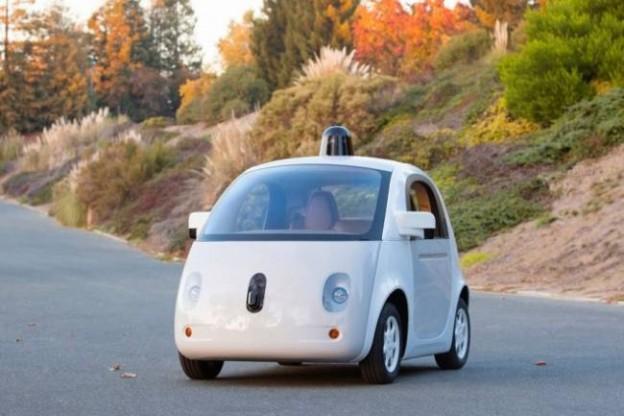 Google pametni auto