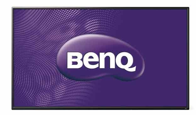 Benq panel za digitalno oglašavanje