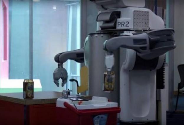 pivski robot