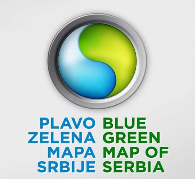 plavo-zelena