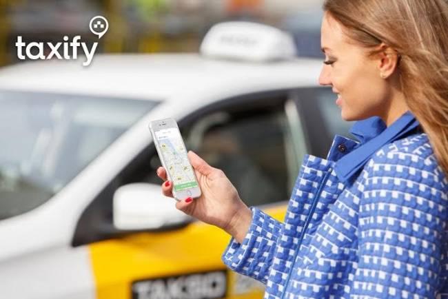 taxify aplikacija