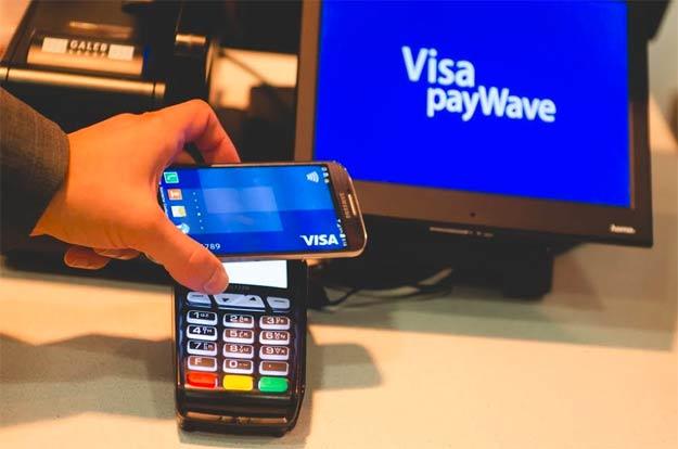 Visa paywave sistem