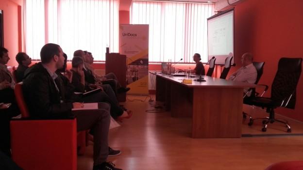 Prezentacija UniDocs Business Box softvera - jedinstveno rešenje za povećanje poslovne efikasnosti