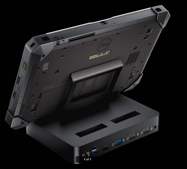 dell rugged tablet
