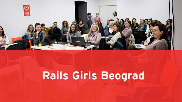Rails Girls Belgrade