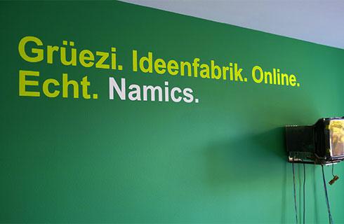 Namics softver