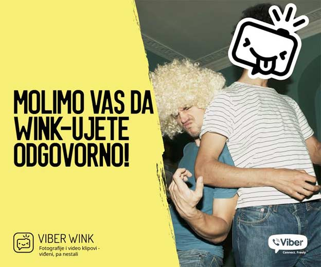 viber wink