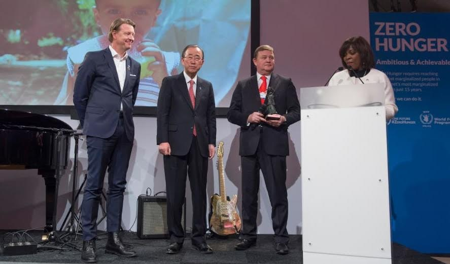 Ericsson Davos