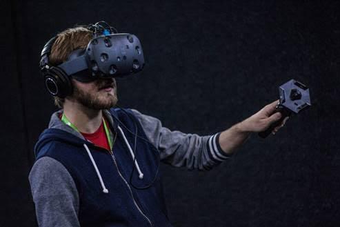 HTV Vive Pre VR