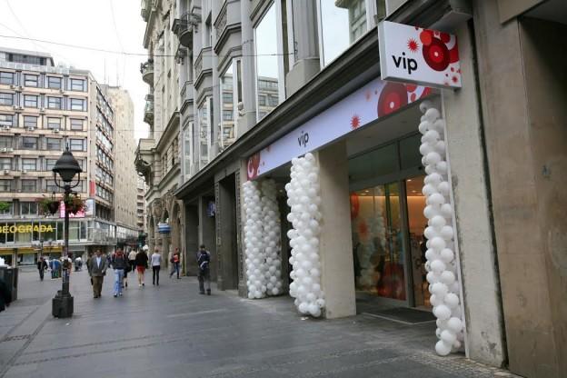 Vip mobile poslovnica