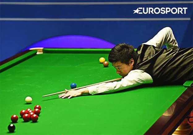 Eurosport i snooker