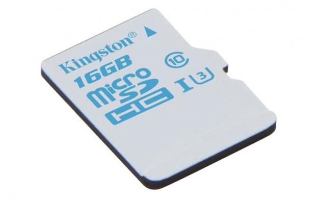 kingston microSD