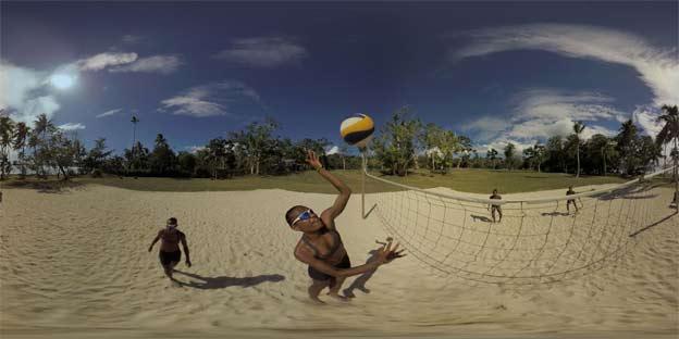 samsung odbojka na pesku
