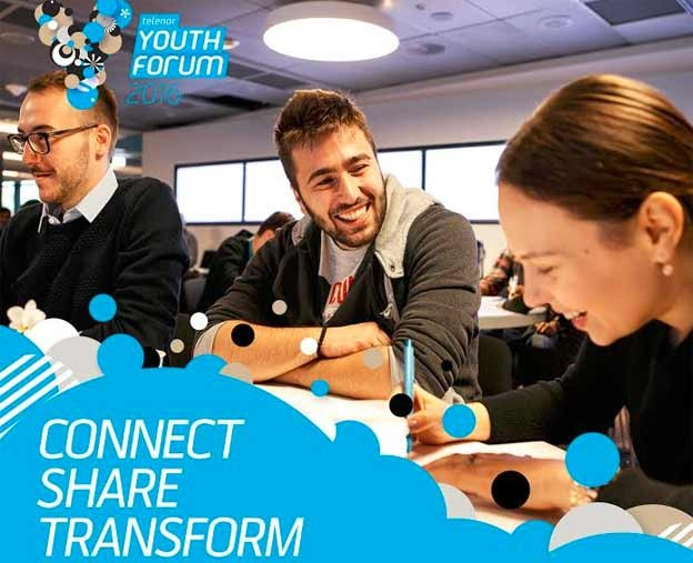 telenor forum mladih