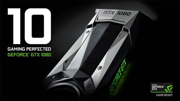 NVIDIA GeForce GTX1080