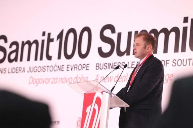 Otvoren Samit 100 biznis lidera regiona u Sarajevu