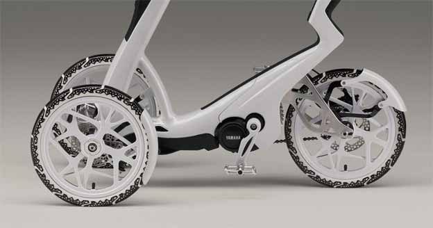 BASF i Yamaha razvijajnu novo vozilo