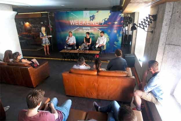 Weekend media festival u Rovinju