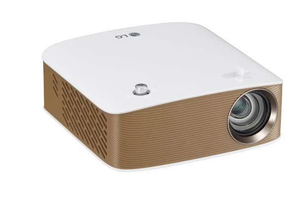 LG Minibeam projektori