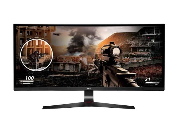 LG monitor 21:9