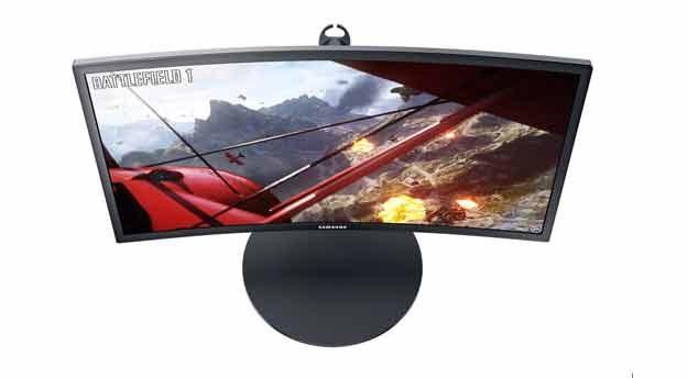 Samsung gejmerski monitor