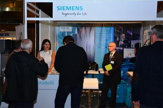 Siemens na sajmu CIRED