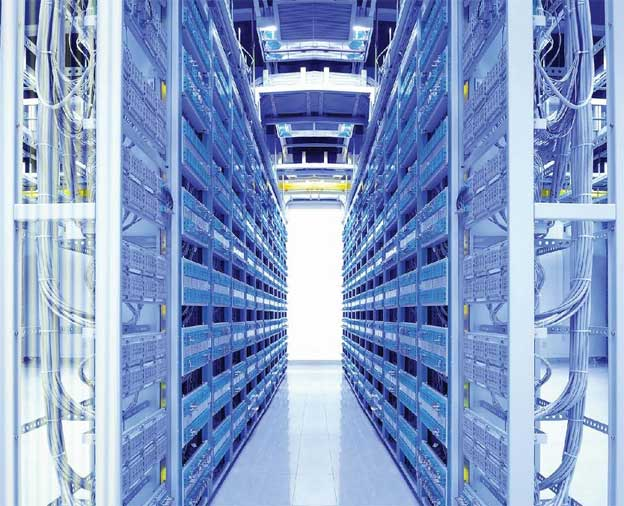 cyber serveri