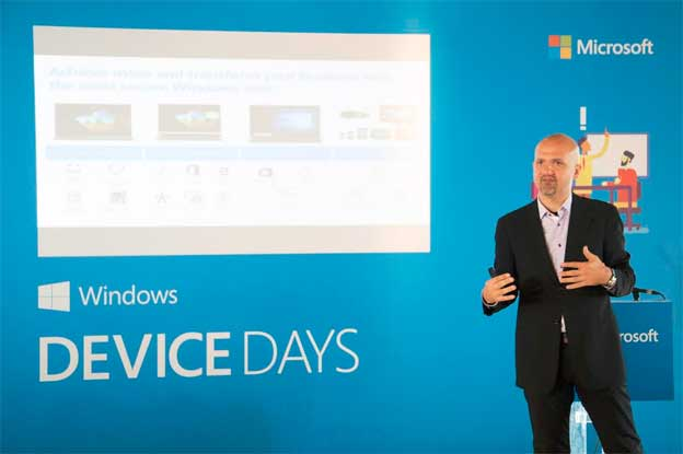 Microsoft device Days