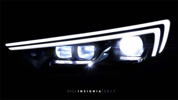 Opel IntelliLux LED