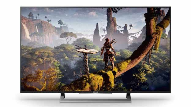 Sony 4K HDR TV