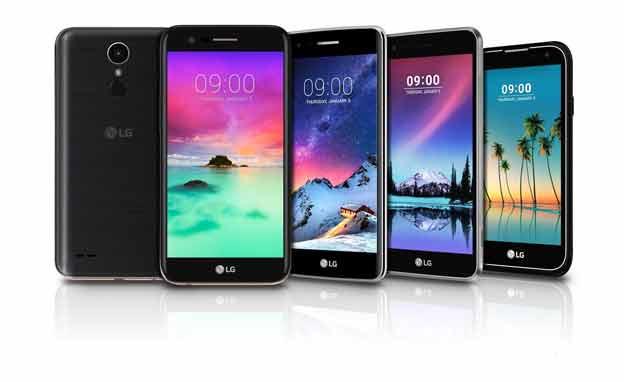LG telefoni