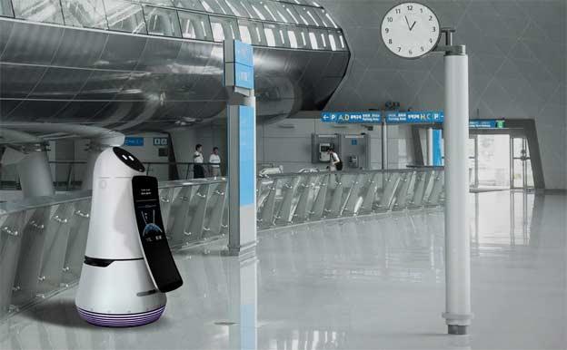 LG robot