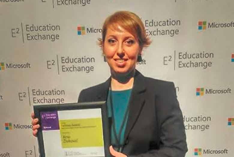"""E2"""" međunarodni samit inovativnih nastavnika u organizaciji Microsofta"""