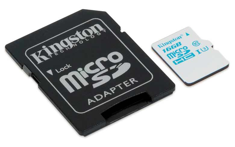 U3 microSD kartica