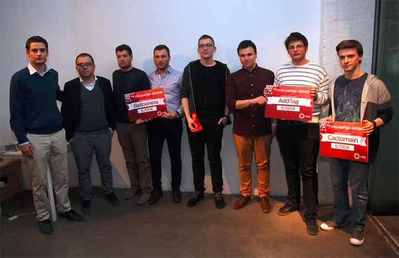 Dodeljene nagrade preduzetnicima na prvom mts startap ubrzanju