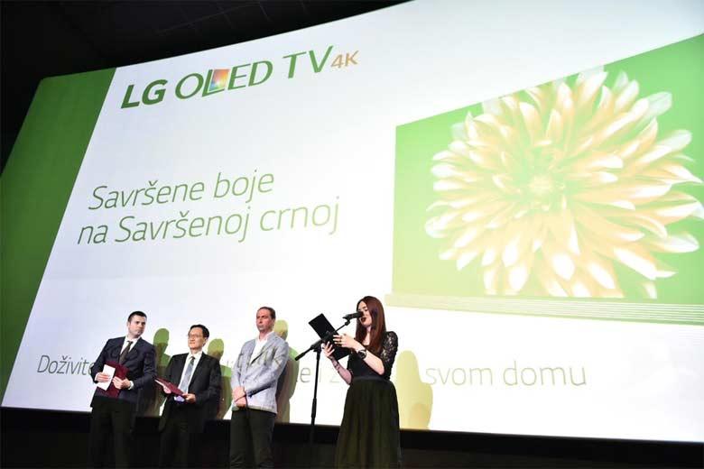 LG OLED TV u Srbiji