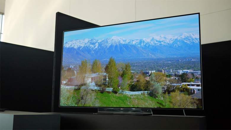 LG HFR TV