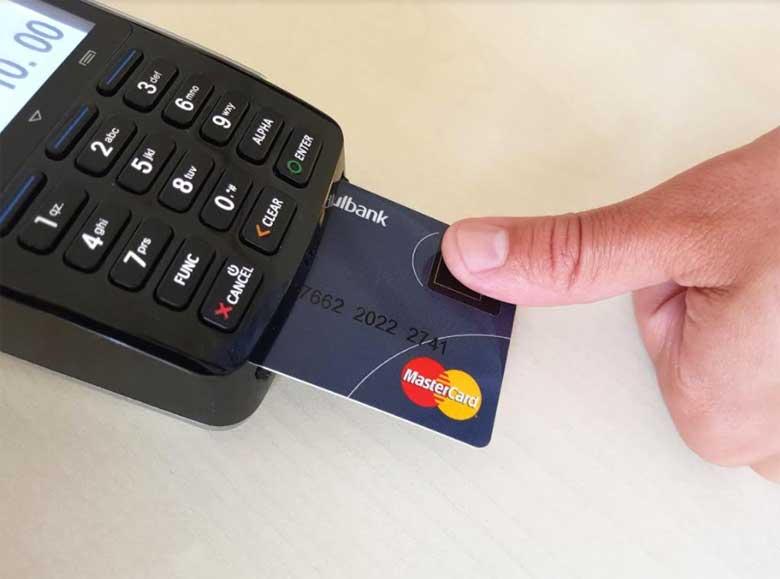 Mastercard plaćanje otiskom prsta