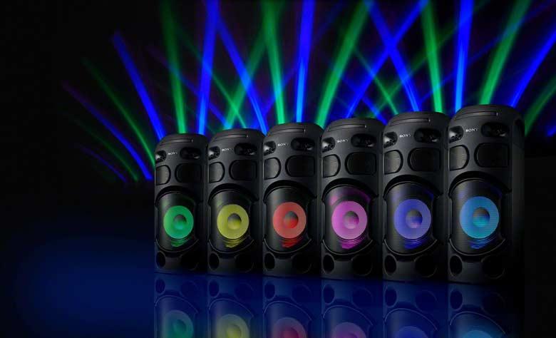 Sony audio sistemi velike snage