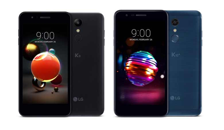 LG K10 K8