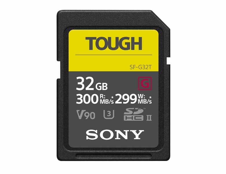 Sony SF_G TOUGH 32