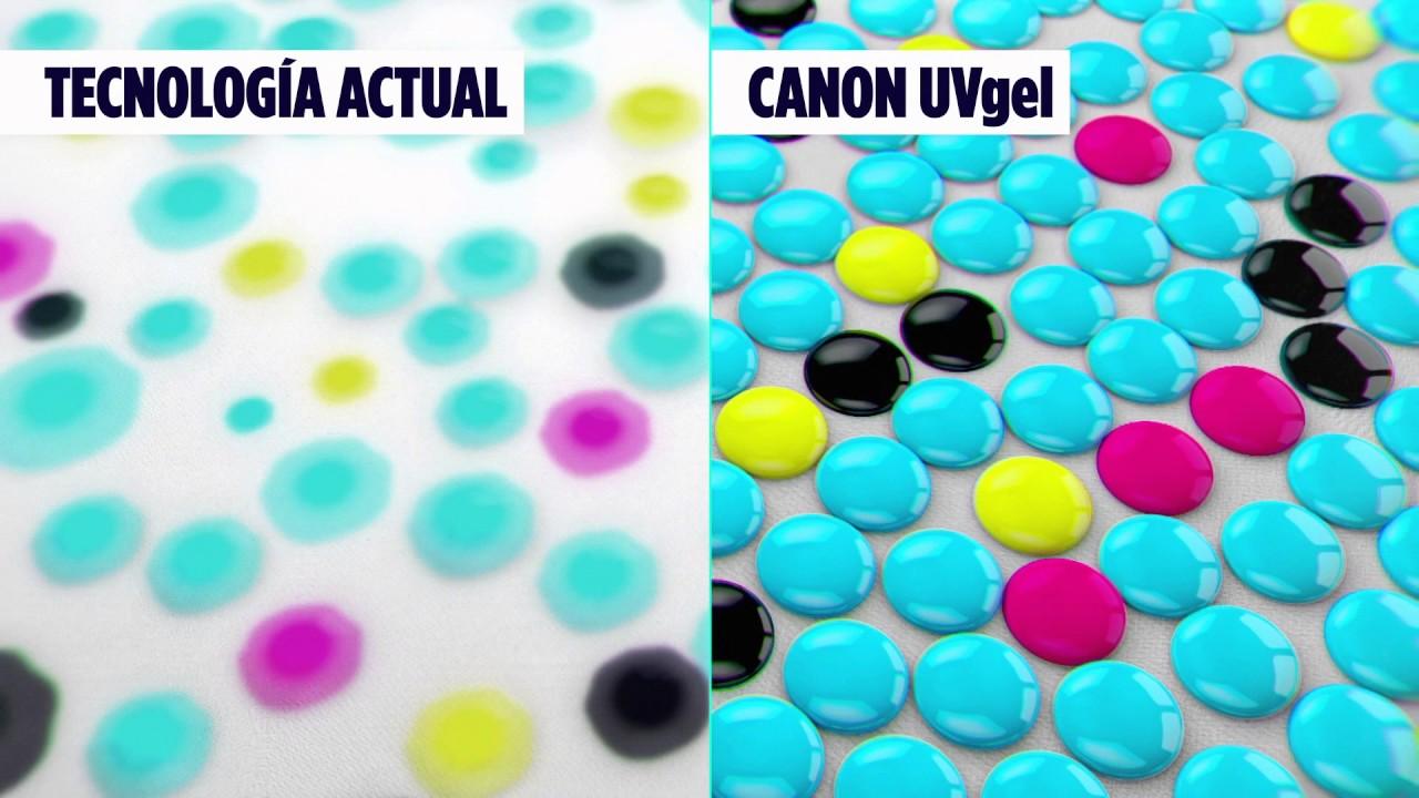 Canon UVgel