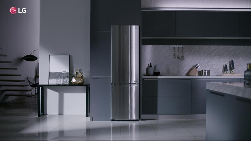 LG V+ kombinovani frižider