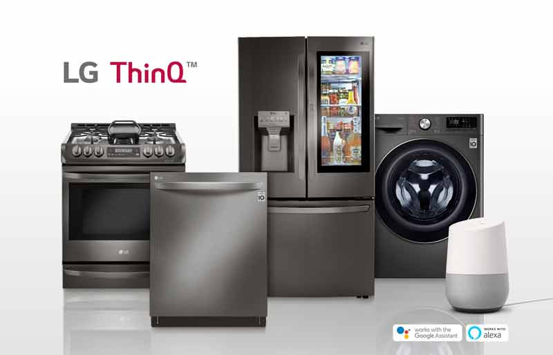 LG ThinQ uređaji