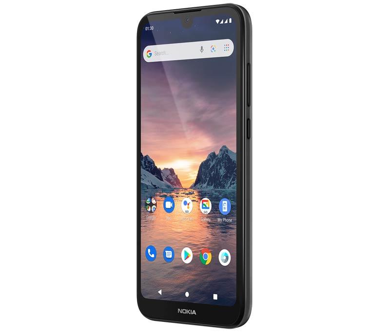 Nokia 1.3 - brže i bezbednije iskustvo korišćenja pametnog telefona uz Android 10