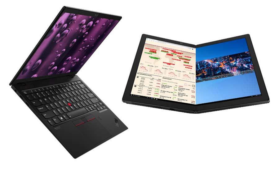 ThinkPad X1 Nano i X1 Fold ThinkPad