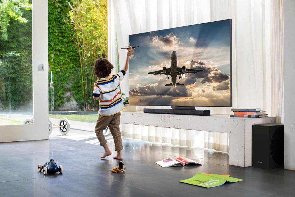 Samsung QLED televizori