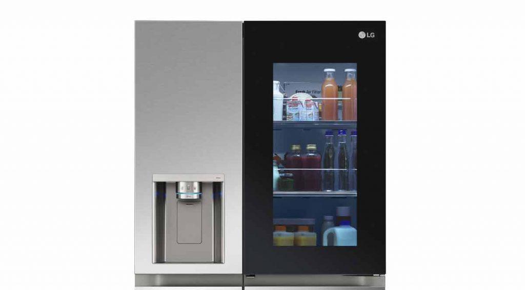 LG InstaView pametni frižideri